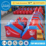 Guangzhou supplier paintball balls structure inflatable games for adults made in China