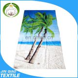 China supply 100% cotton printed specialized beach towel