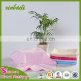 China suppliers bamboo small size face hand towels 55*45cm