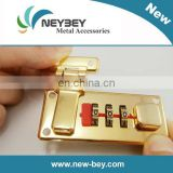 High Quality Metal Box Combination Lock BL901 in Shing Gold
