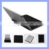 Mini Metal Back Aluminum Bluetooth Magnetism Keyboard for iPad Mini