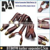 Fashion Elastic Cheap Kids Suspenders Wholesale