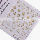 Latest wholesale nail product stamping nail art