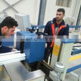 Excellent automatic rolling machine for aluminum profile with two-axis