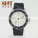 Hot sale custom fashionable silicone watch quartz watch