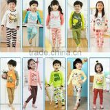 Wholesale Cotton Children Pajamas