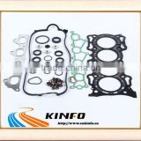Engine overhaul gasket set for HONDA