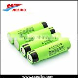 hot ncr18650b li -ion battery 3400mah 3.7v 18650 battery cylindrical batteries with pure nickel tabs