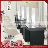 Efficient durable beauty salon furniture makeup mirror hair dressing mirror table salon mirror