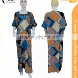 100%rayaon middle east ethnic region muslim abaya 2016 traditional print dress