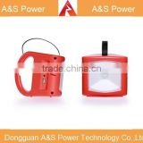 Hot sales solar led lantern with free mobile charging for camping