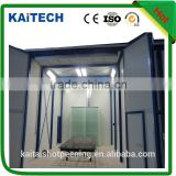 Best stainless steel cleaning sandblasting room/cabinet