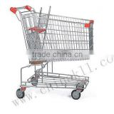 Supermarket Cart Shopping Trolley (Australian Style 150L)