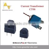 Current Transformers CT06 for electric meter, Current Transformer CT06 in energy meter, power transducer