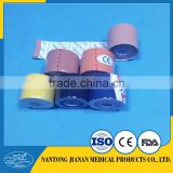 Kinesiology tape ,colored adhesive bandage , sports tape