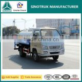 2000 Liters Water Tank Truck,Water Carrier Truck 2000 Liters, 2000 Liter Water Storage Tank Truck
