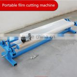 Portabale solar film cutting machine Multi-function PVC/PET Film Cutting Machine For Edge Banding