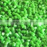 Colorful Glass Fiber Reinforced Nylon 6 Resin Granules, plastic pellets for injection molding