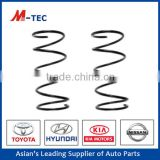 Car coil spring 48131-1E810 of suspension parts for Corolla 93-97