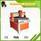 QL-6060 Best price top quality cnc mini metal engraving machine cnc router/license plate making machine