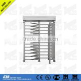 full height turnstile import direct from china with low price with access control card reader stainless steel surface