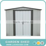 Easy assemble portable home store sheds,high quality outdoor tool shed,new style slant roof shed