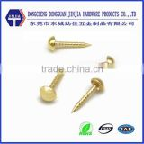 copper round head 1.6mm screw for plastic mounting                                                                         Quality Choice