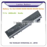Original 6cells MSDS laptop battery for Dell Latitude E6500 E6400 E6410 E6510                                                                         Quality Choice