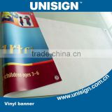 Unisign Water proof construction Hot Selling Sublimation Digital Printing Backlit Fabric