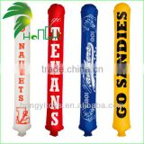 Hot Selling Champion Cheering Stick/Inflatable Glow Sticks