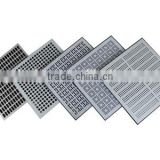 perforated panel/raised flooring/access flooring/antistatic flooring/ventilation panel/air flow panel