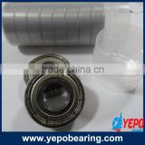 High performance and low price 6001zz/2rs deep groove ball bearings skateboard bearings trundle bearings pulley bearings