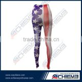 CUSTOM DESIGN SUBLIMATION LEGGING TIGHT PANT RUNNING GYM SPORTS FASHION LATES 3D ROBOT COOL PRINT LEGGINGS