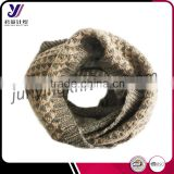 Merchandise loop scarf elegant trendy hipster Neck warmer infinity loop scarf factory wholesale sales (accept custom)