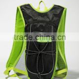 Hiking climbing bicycle travel hydration pack water bag backpack