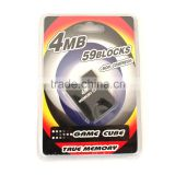 For Nintendo Gamecube game console NGC Memory Card 4M/8M/16M/32M/64M/128M