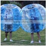 Hot!!! Happy Island Top quality bubble ball suit,buddy bumper ball for adult