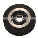 SJEC Escalator Parts: Roller 100*25 6304 ID:20 F4011001