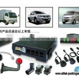 best quality parking sensor ,3 years warranty,fit for SUV CAR VANS BUS COACH ,metal bumper