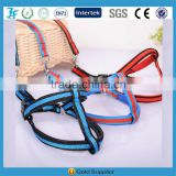 LF Wholesale dog bungee harness and leash