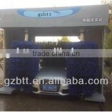 Foaming wax water car washing machine automatically completely/Roller over car washing machine/