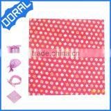 Factory direct sales of high quality environmentally friendly organic soft 100% cotton bandana
