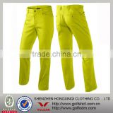 Chic New Design Slim Men Golf Pants Leisure Trousers