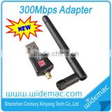 wifi adapter wifi dongle, wireless USB WiFi Wireless Network Networking Card LAN Adapter with Antenna Computer Accessories