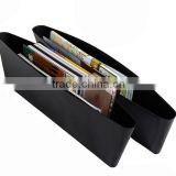 Wholesale plastic seat gap CD&DVD storage box for universal auto car