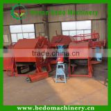 2015 Factory sell China fiber board crusher waste wood pallet crusher price 008613253417552