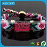 2015 Diy Fashion China Wholesale African Handmade Bracelets