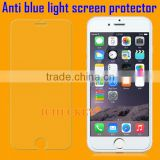 Perfectly Fit For used mobile iPhone 6, Anti Scratch 9h Tempered Glass Screen Protector film Anti blue light screen