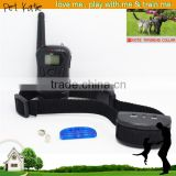 Bulk Selling Easy Operated Battery Operated Remote Electric Collar for Dogs