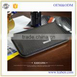 New Fashion Zipper Closed Custom Gift Men's Genuine Carbon Fiber TPU Wallet In Good quality Made In China